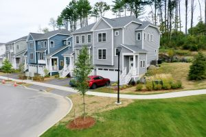 Uphill Townhomes